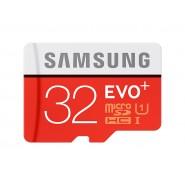 ORIGINAL SAMSUNG EVO Plus 80MB/s Class 10 Micro SD 32GB