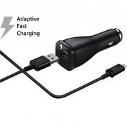 Original Samsung 9V Fast Mode Car Charger - Black