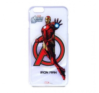 [CLEARANCE] Marvel Avengers Assemble Hard Case for iOS Apple iPhone 6 - Iron Man