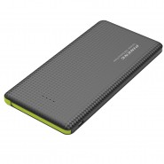 PINENG 10000MAH PN951 LITHIUM POLYMER POWER BANK - BLACK