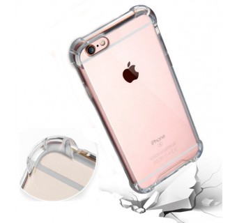 IPHONE 6 PLUS / 6S PLUS ANTI SHOCK DROP PROOF TRANSPARENT PROTECTION COVER CLEAR CASE