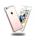 Anti Shock Air Bag Case for Apple iPhone 6 Plus / 6s Plus - Clear Transparent