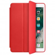 Apple iPad Mini 4 High Quality Smart Cover Slim Fit Stand Case - Red