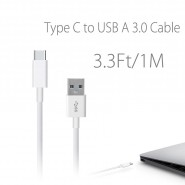 AVANTREE TC30 100CM TYPE C TO USB 3.0 CABLE