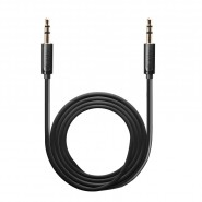 AVANTREE ADAD-TR305-BLK 3.5MM MALE TO MALE AUDIO AUX CABLE - BLACK