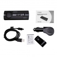 AVANTREE BTCK-10BP BLUETOOTH HANDS FREE CAR KIT - BLACK