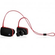 AVANTREE BTHS-AS8P SACOOL PRO STEREO BLUETOOTH HEADSET - BLACK RED