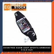AVANTREE KSAM-006P SPORTS ARMBAND 4-5.5 inch