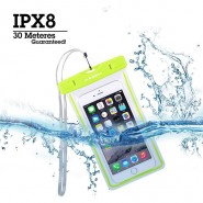 AVANTREE KSWP-007 JELLYFISH WATERPROOF BAG FLUORESCENT - GREEN