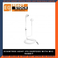 AVANTREE ADHF-IF5 EARPODS WITH MIC-RABBIT
