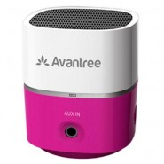 AVANTREE BTSP-TR401 HYBRID BLUETOOTH SPEAKER - WHITE PINK