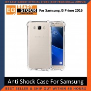 Samsung Galaxy J5 Prime 2016 Anti Shock Drop Proof Transparent Protection Cover Clear Case