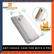 HUAWEI MATE 9 PRO Anti Shock Drop Proof Transparent Protection Cover Clear Case