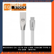 MCDODO CA-1210 ZN-LINK 100CM TYPE-C TO USB - WHITE