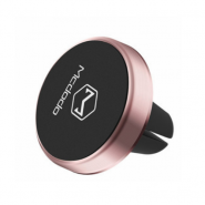 MCDODO CM-1671 MAGNETIC CAR MOUNT - ROSE GOLD