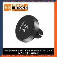 MCDODO CM-1672 MAGNETIC CAR MOUNT - GRAY