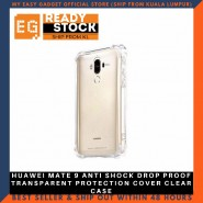HUAWEI MATE 9 ANTI SHOCK DROP PROOF TRANSPARENT PROTECTION COVER CLEAR CASE