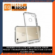 HUAWEI P10 LITE ANTI SHOCK DROP PROOF TRANSPARENT PROTECTION COVER CLEAR CASE