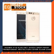 Huawei P10 Plus Anti Shock Drop Proof Transparent Protection Cover Clear Case