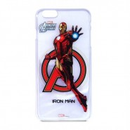 iPhone 6 Plus / 6s Plus Marvel Avengers Assemble Hard Case - Iron Man  [CLEARANCE]