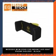 MCDODO MCM-0340 CAR MOUNT AIR VENT PHONE HOLDER - BLACK