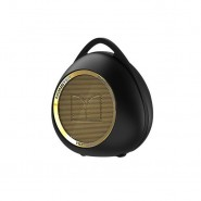 MONSTER SUPERSTAR HOTSHOT PORTABLE BLUETOOTH SPEAKER - BLACK GOLD