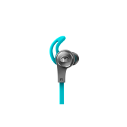 MONSTER ISPORT ACHIEVE IN-EAR WIRELESS HEADPHONE - BLUE
