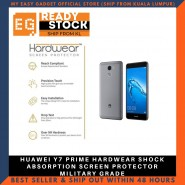 HUAWEI Y7 PRIME HARDWEAR SHOCK ABSORPTION SCREEN PROTECTOR MILITARY GRADE