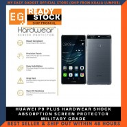 HUAWEI P9 PLUS HARDWEAR SHOCK ABSORPTION SCREEN PROTECTOR MILITARY GRADE