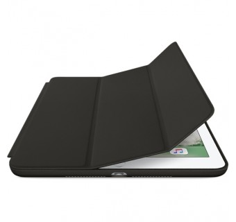 Apple iPad Pro 10.5' High Quality Smart Cover Slim Fit Stand Case - Black