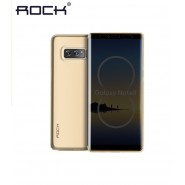 ROCK DR V SERIES SAMSUNG GALAXY NOTE 8 FULL SCREEN PROTECTION FLIP CASE - GOLD