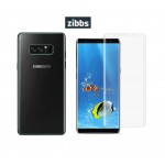 ZIBBS AR AUTO REPAIR SCREEN PROTECTOR FOR SAMSUNG GALAXY NOTE 8 - TRANSPARENT
