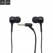 ORIGINAL HOCO M19 IN-EAR EARPHONE WITH REMOTE AND MIC 1.2 METER - BLACK