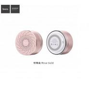 ORIGINAL HOCO BS5 BLUETOOTH 2.1 SWIRL SPEAKER - ROSE GOLD