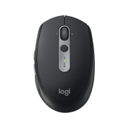 LOGITECH M590 MULTI-DEVICE SILENT BLUETOOTH MOUSE (910-005203) - BLACK [CLEARANCE]
