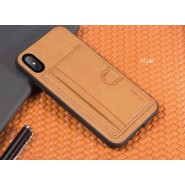 APPLE IPHONE X ROCK SPACE CANA SERIES PROTECTION CASE - KHAKI