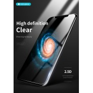 APPLE IPHONE X ROCK SPACE FULL SCREEN TEMPERED GLASS - CLEAR