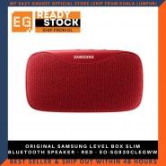ORIGINAL SAMSUNG LEVEL BOX SLIM BLUETOOTH SPEAKER - RED - EO-SG930CLEGWW