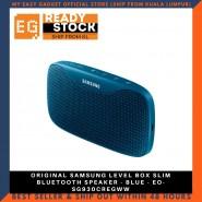 ORIGINAL SAMSUNG LEVEL BOX SLIM BLUETOOTH SPEAKER - BLUE - EO-SG930CREGWW