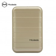 MCDODO MC-2312 10000MAh 2 PORTS POWER BANK - GOLD