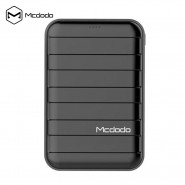 MCDODO MC-2311 10000MAh 2 PORTS POWER BANK - BLACK