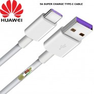 ORIGINAL HUAWEI SUPER CHARGE 5A TYPE-C USB CABLE MATE 10 / P20 PRO [CLEARANCE]