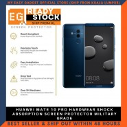 HUAWEI MATE 10 PRO HARDWEAR SHOCK ABSORPTION SCREEN PROTECTOR MILITARY GRADE