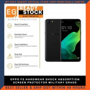 OPPO F5 HARDWEAR SHOCK ABSORPTION SCREEN PROTECTOR MILITARY GRADE