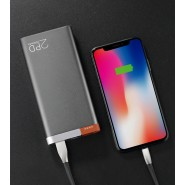 ROCK ODIN PD QUICK CHARGE POWER BANK 20000mAH - GREY