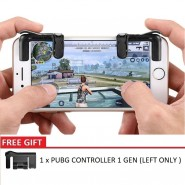 PUBG MOBILE GAMING FIRE WITH AIM SHORTCUT 3 GEN JOYSTICK CONTROLLER ONE PAIR [CLEARANCE]