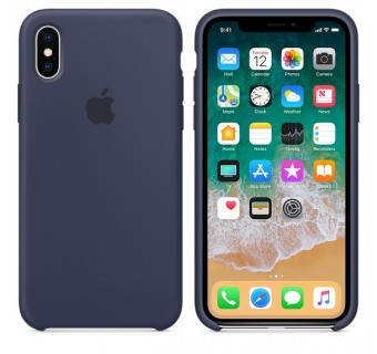 IPHONE X / XS / XR / XS MAX SILICONE PROTECTIVE FULL BACK COVER CASE [CLEARANCE]