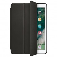 Apple New iPad 9.7 2018 6th Gen High Quality Smart Cover Slim Fit Stand Case - Black