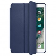 Apple New iPad 9.7 2018 6th Gen High Quality Smart Cover Slim Fit Stand Case - Blue