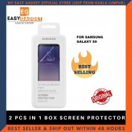 Original Samsung Galaxy S9 / S9 Plus Screen Protector (2 Pcs In 1 Box)
